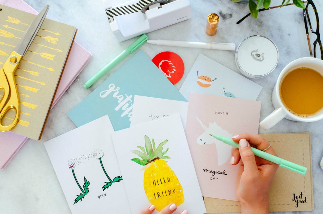 just-greet-greeting-cards-rosecitystyleguide-canadian-blog-fashion-lifestyle-top-blogger-love-notes-mail-letters