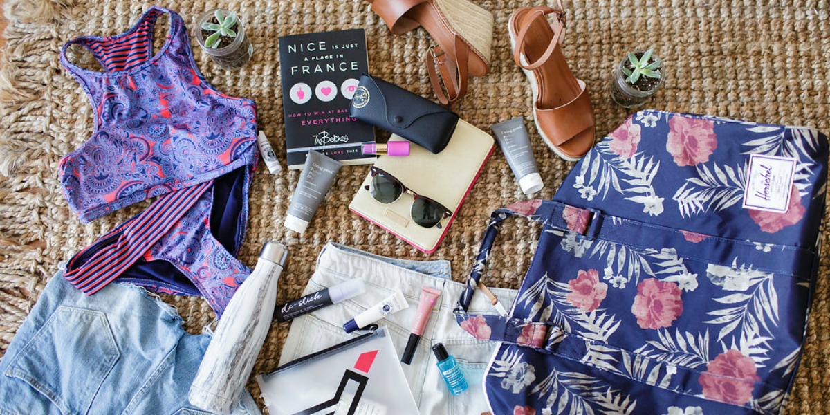 Keep Calm and Carry On: Spring Break Essentials
