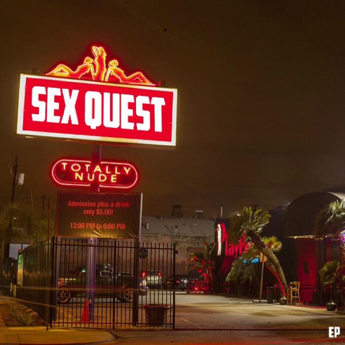 """Speak """"Sex Quest EP"""""""