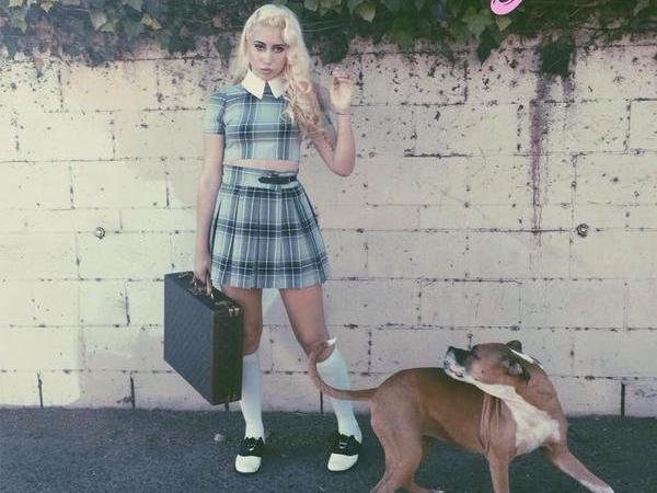 """Kali Uchis """"All or Nothing"""""""