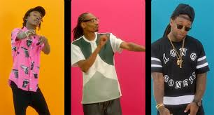 """Wiz Khalifa """"You and Your Friends"""" Video"""