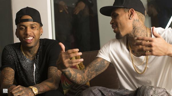 """Kid Ink ft Chris Brown """"Hotel"""""""