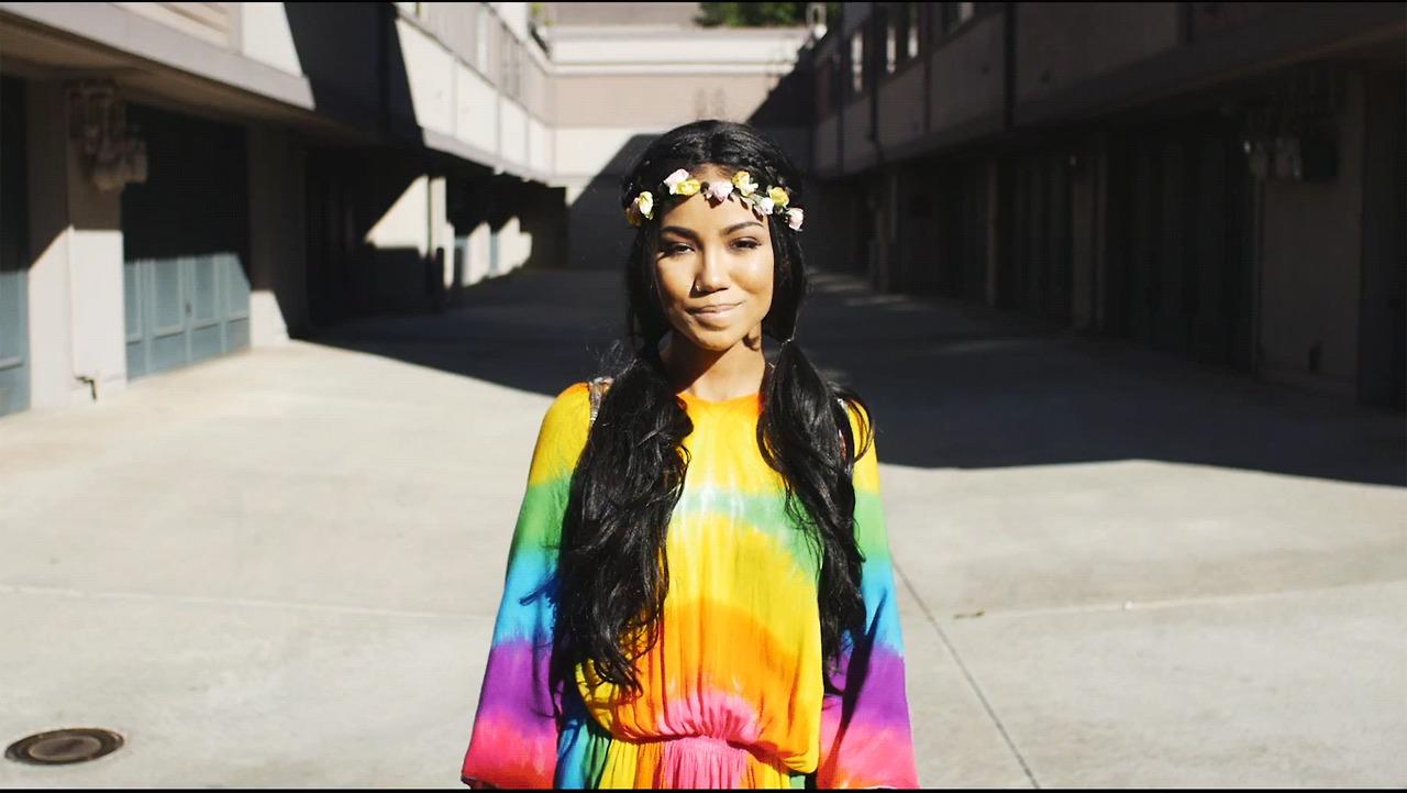 """Jhené Aiko – """"Spotless Mind"""" Music Video"""