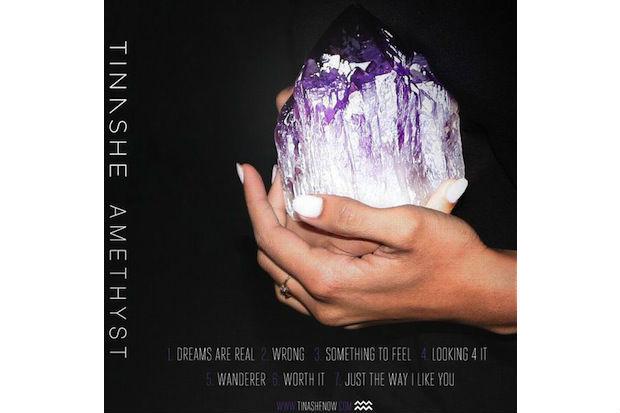 "Tinashe ""Amethyst"" Mixtape"