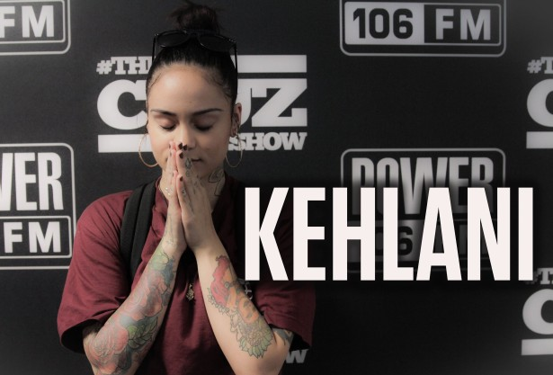 Kehlani Sits Down With Krystal B
