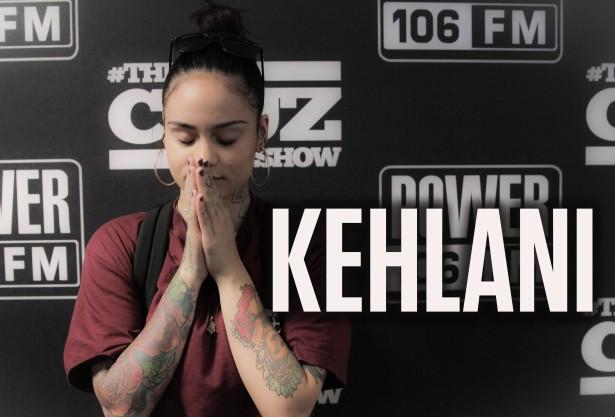 Kehlani Sits Down With Krystal B