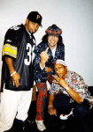 hi-c, nardwuar and dj quik