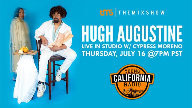 Hugh Augustine Live with Cypress Moreno (YNGCA Radio)