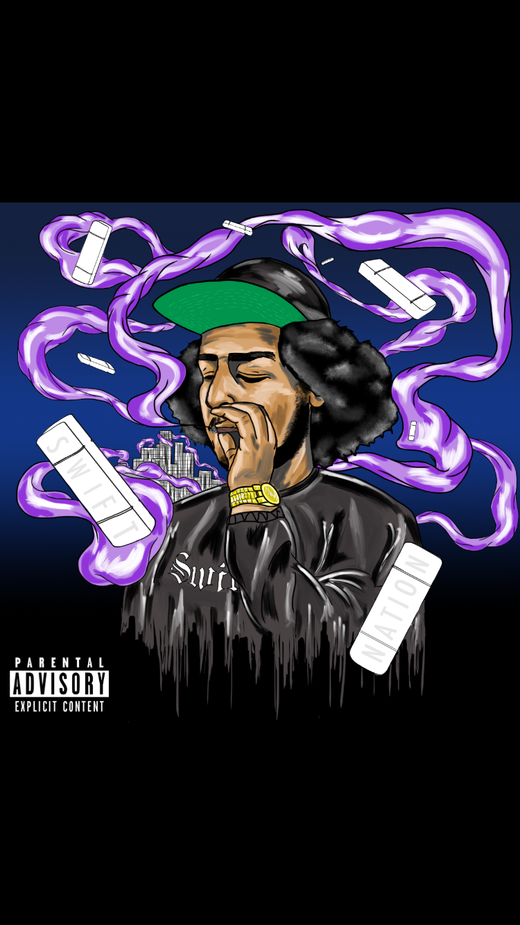 "Big $wift ""Xanax Rap"" Cover, Tracklist & Release Date"