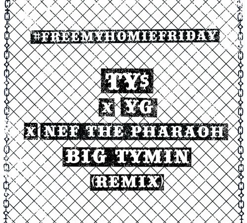"Nef The Pharoah x Ty Dolla $ign x YG  ""Big Tymin Remix"""