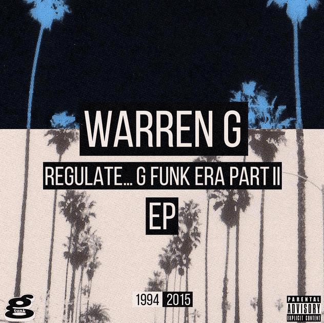 """Warren G announces """"Regulate…G-Funk Era II"""""""