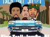 """Talk Dat Sh*t """"King Trell ft IAMSU & RJ"""