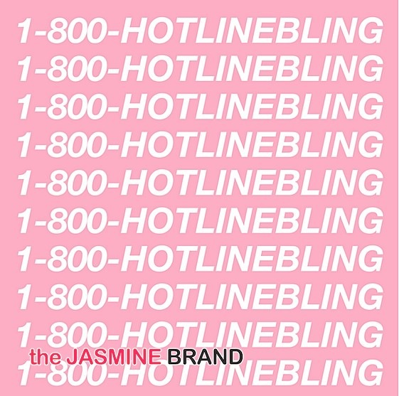 "Drake ""Hotline Bling"" + ""Right Hand"" CDQ versions"