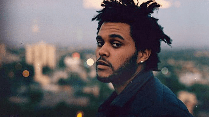 "The Weeknd's ""Can't Feel My Face"" Video"