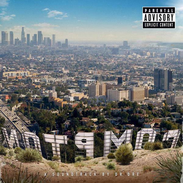 "Dr. Dre ""Compton"" Stream + Interview"