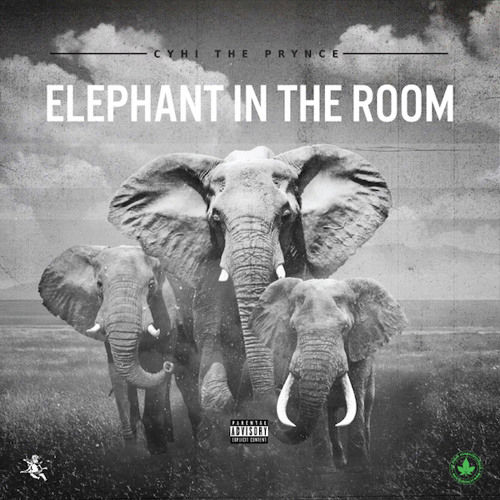 """CyHi The Prince """"Elephant In The Room"""" (Kanye Diss)"""