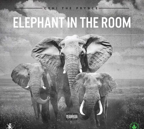 "CyHi The Prince ""Elephant In The Room"" (Kanye Diss)"