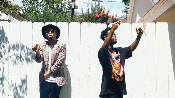 """NxWorries (Anderson .Paak & Knxwledge) """"Suede"""" Video"""