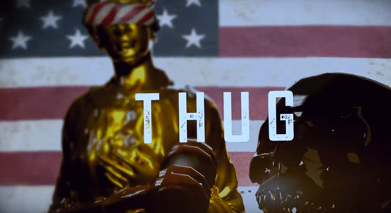 "Glasses Malone, Kendrick Lamar & Killer Mike's ""Thuggin'"" Lyric Video"