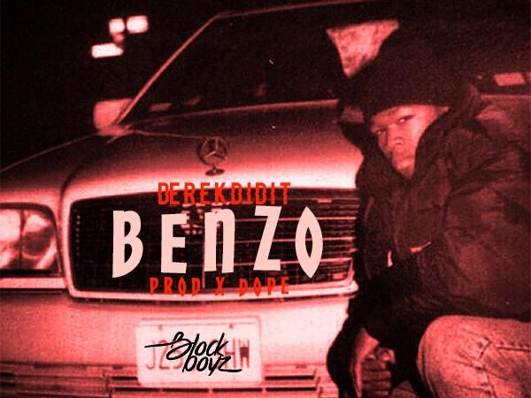 "DerekDidIt ""Benzo"""