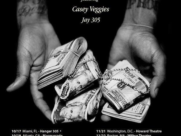 Dom Kennedy Announces Tour With Casey Veggies & Jay 305