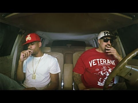RJ on The Smokebox With BrealTV