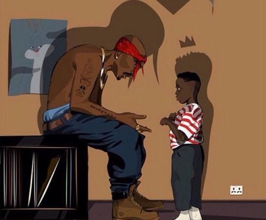Kendrick Lamar Writes Letter To Tupac