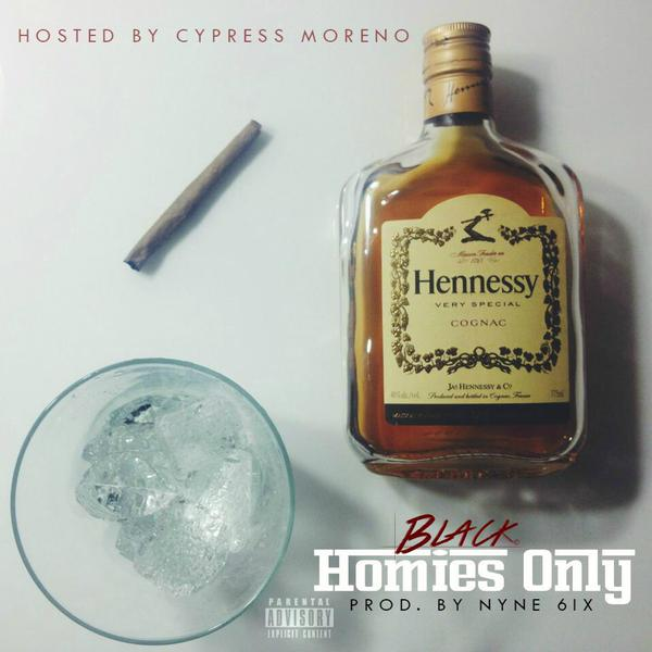 "XM Black ""Homies Only EP"" Hosted by Cypress Moreno"