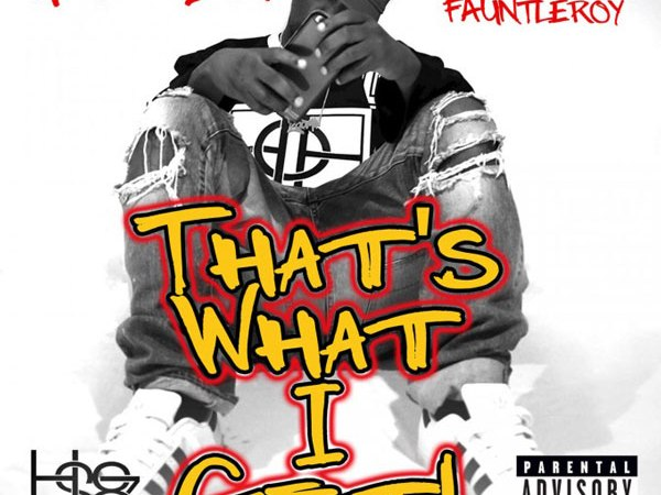 """Hit-Boy """"That's What I Get"""" ft James Fauntleroy"""