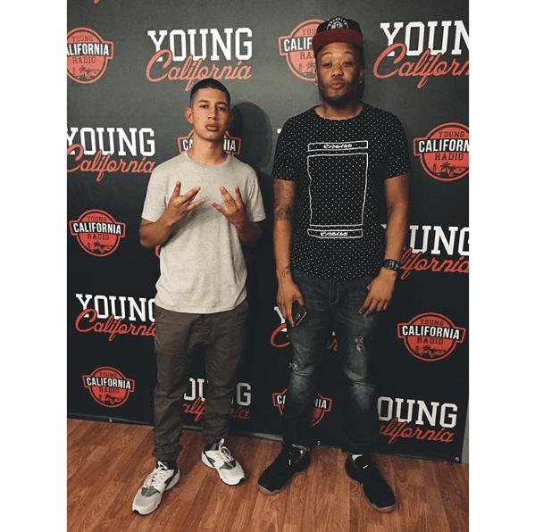 J Doe Young California Radio Interview
