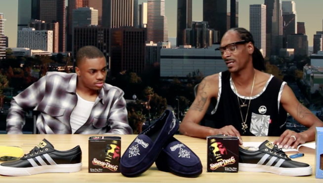Vince Staples Sits With Snoop on GGN