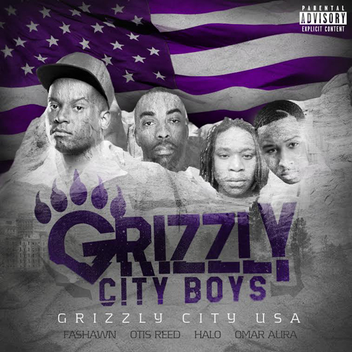 "Fashawn & Grizzly City Boys ""Grizzly City USA"""