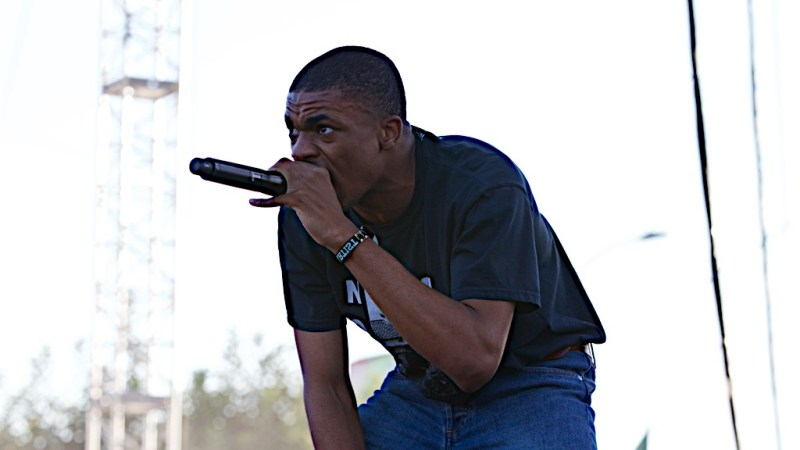 Vince Staples Performs Blue Suede at Camp Flog Gnaw!