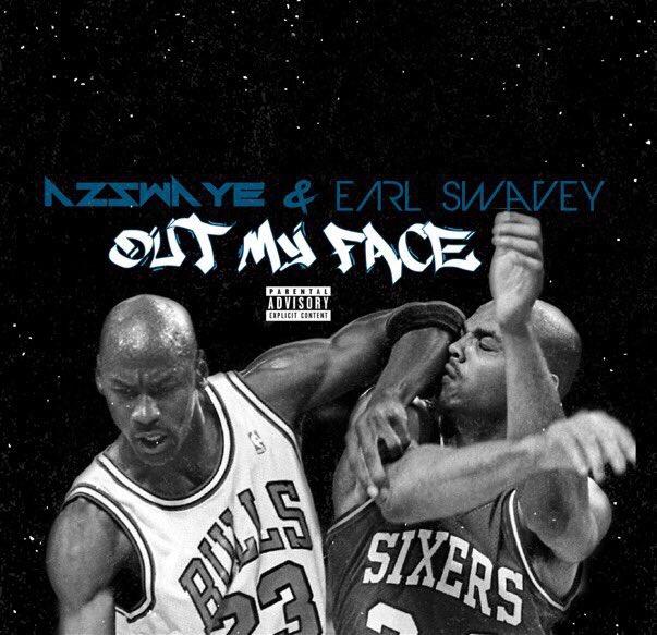 """Az Swaye x Earl Swavey """"Out My Face"""" Prod Dnyc3"""