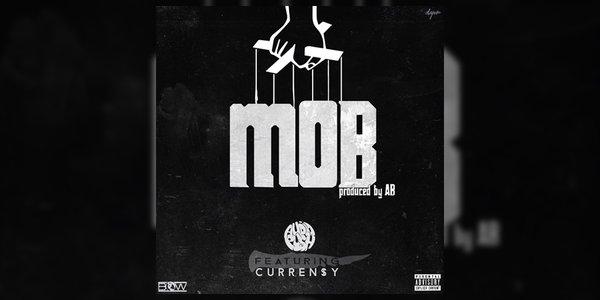 "Audio Push ft Curren$y ""MOB"" Prod. AB"