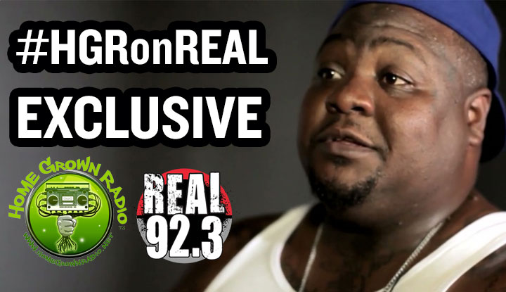 Bad Lucc Interview With Real 92.3's Home Grown Radio
