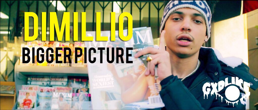 "Dimillio ""Bigger Picture"" Video"