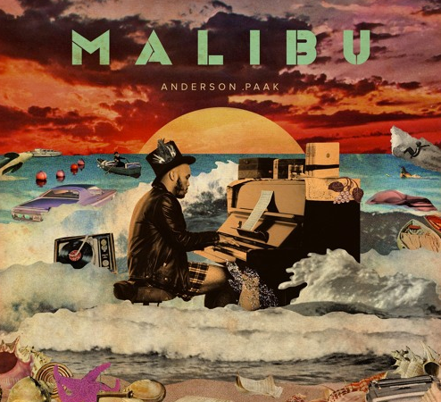 """Anderson .Paak """"Come Down"""""""