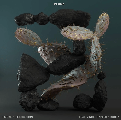 "Vince Staples, Flume and Kucka ""Smoke And Retribution"""