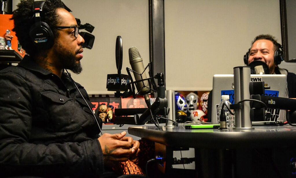 Terrace Martin Interview With Rap Radar Podcast
