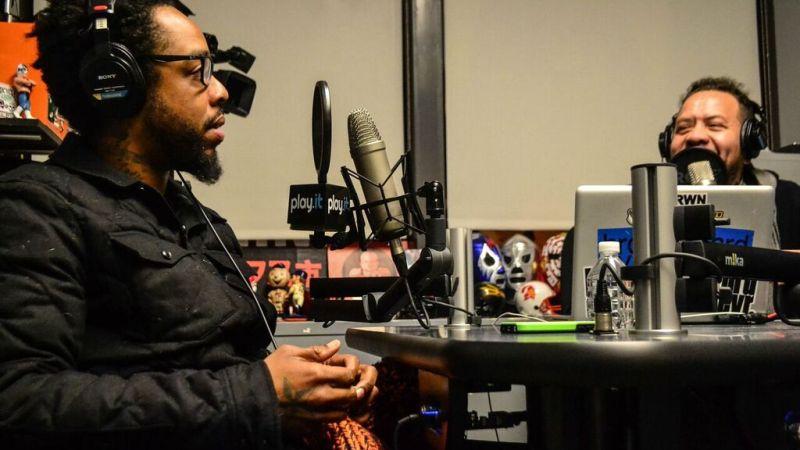 Terrace Martin Interview With Rap Radar Podcast