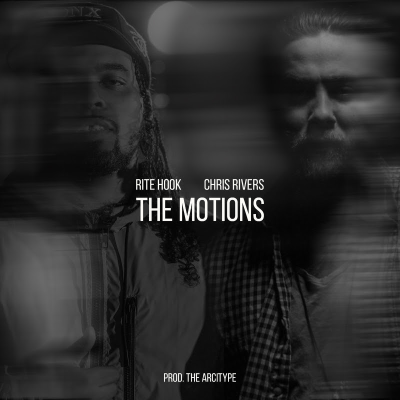 "Rite Hook x Chris Rivers (Big Pun's Son) ""The Motions"""