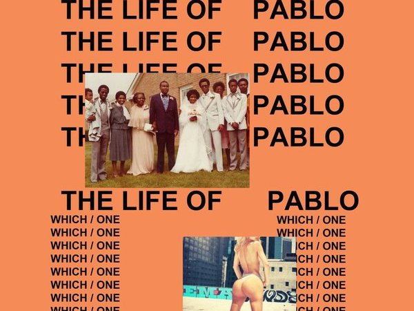 """Kanye West Shares Another Possible Cover For """"The Life of Pablo"""""""