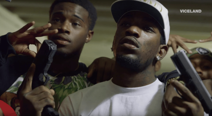 "Watch Rosecrans Own Hitta J3's ""Westside YG'z"" Video"