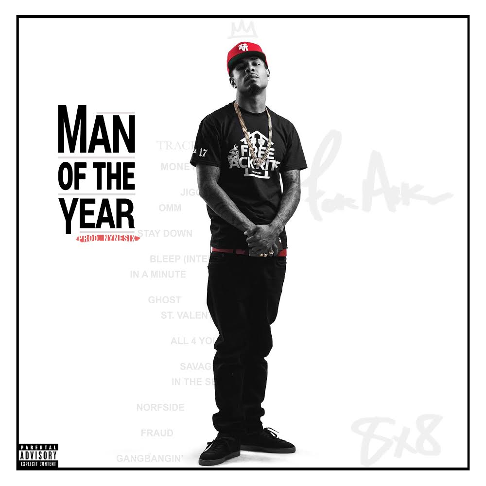 "Free Ackrite ""Man Of The Year"" Prod. NyneSix"