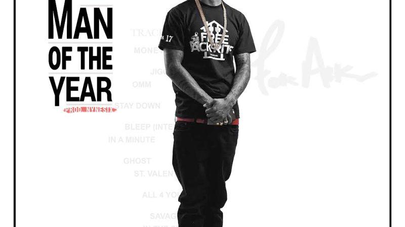 "Free Ackrite ""Man Of The Year"" Prod. NyneSix"