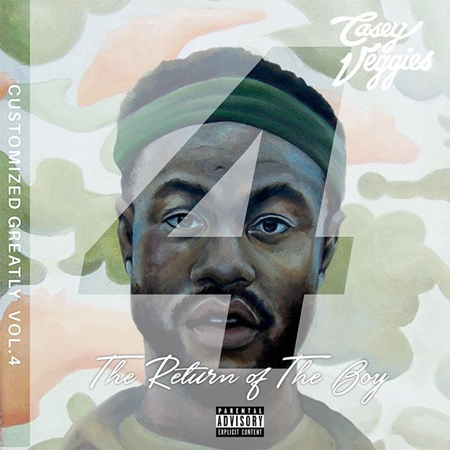 "Casey Veggies – ""Customized Greatly 4"" Trailer"