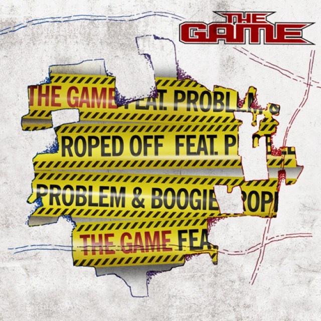 the-game-roped-off