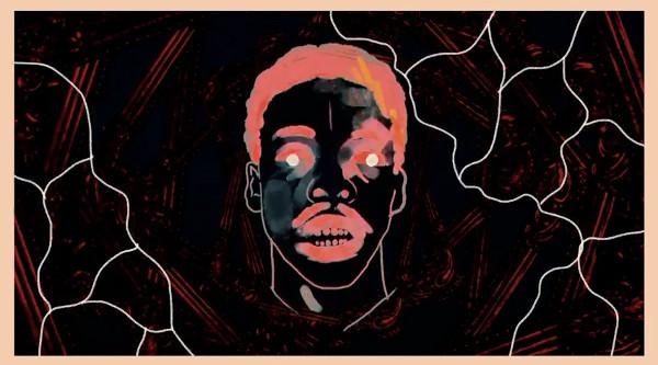 """Samiyam – """"Mirror"""" ft. Earl Sweatshirt (Music Video)"""