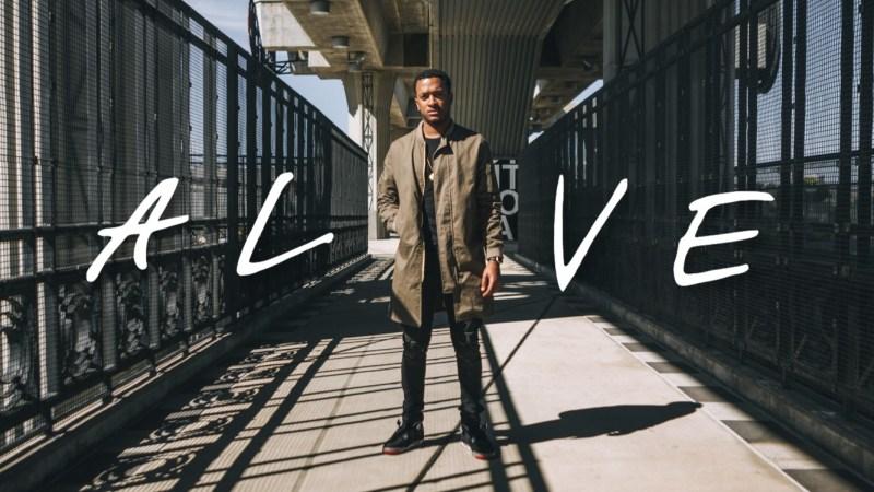 Van Jamme 'A L i V E' EP
